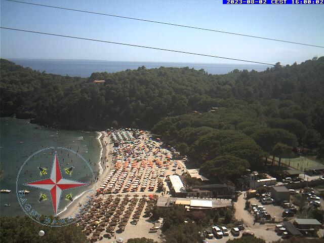 Webcam Isola D'elba - Fetovaia